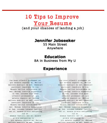 Tips-To-Improve-Resume