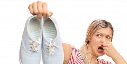 Beberapa Cara Menghilangkan Bau Kaki