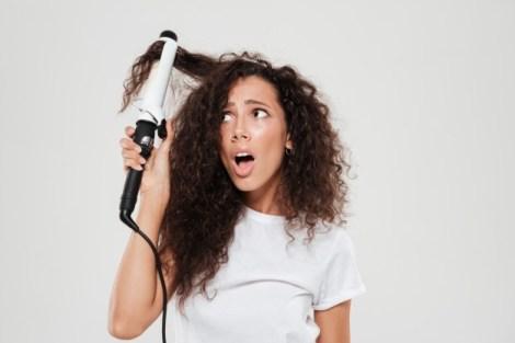 Cara Meluruskan Rambut Tanpa Pergi Ke Salon