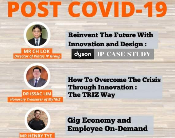 Reinvent The Future With Innovation Post Covid-19
