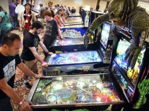 Pintastic Pinball & Game Room Expo – New England's first and