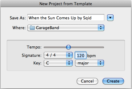 How to record two instruments simultaneously with Garage Band