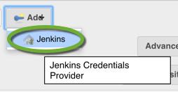 Add SSH key to a Jenkins Git step | Pinter Computing