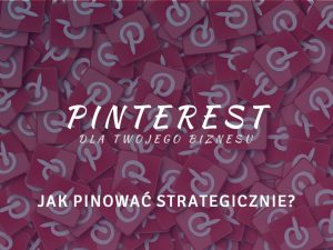 Jak pinować strategicznie?