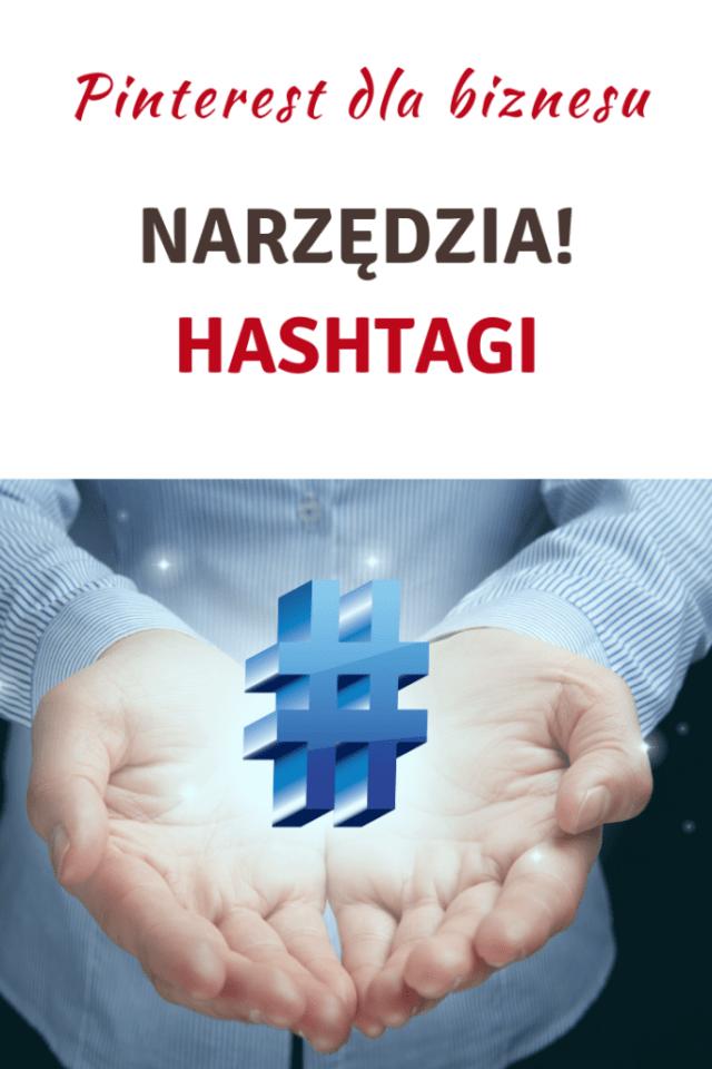 Narzędzia dla Pinteresta – Hashtagi