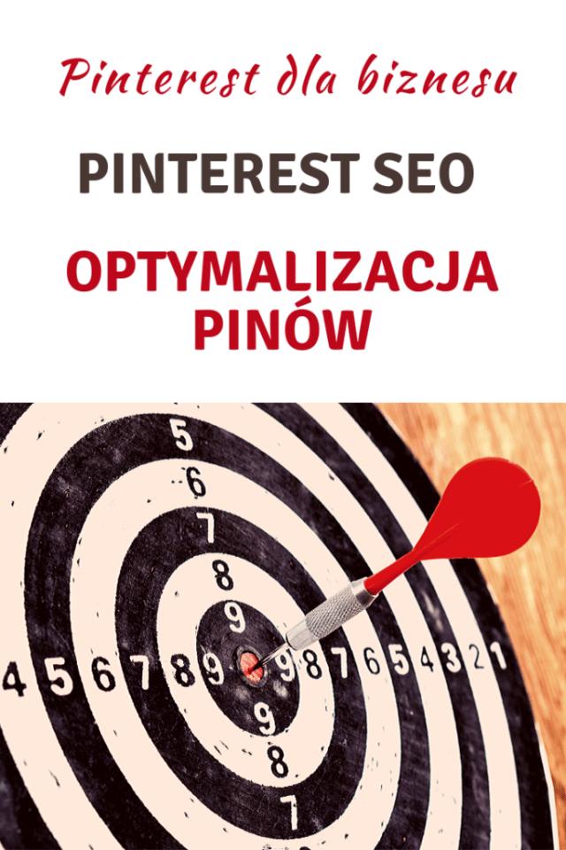 Pinterest SEO – Optymalizacja pinów