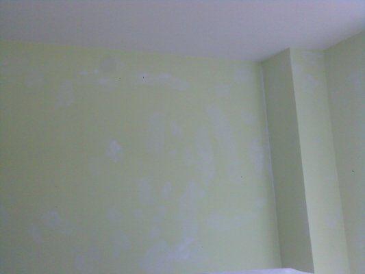 Plastico Color Verde en Salon Canillejas (2)