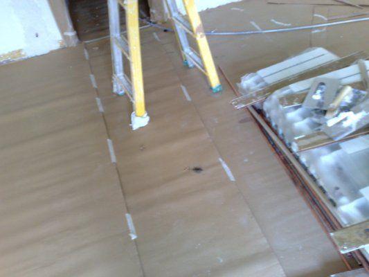 Quitar gotele y pintar piso en Alcorcon (13)