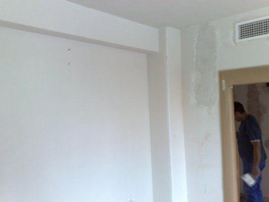 Quitar gotele y pintar piso en Alcorcon (17)