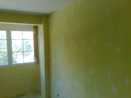 Quitar gotele y pintar piso en Alcorcon (18)