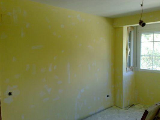 Quitar gotele y pintar piso en Alcorcon (36)