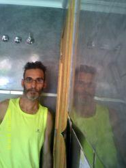 Reflejos sobre Estuco Veneciano Color Gris 17