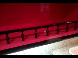 Lacado de Muebles en Rosa y Negro - Pinturas Urbano