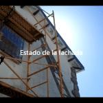 Estado de la fachada a pintar 4