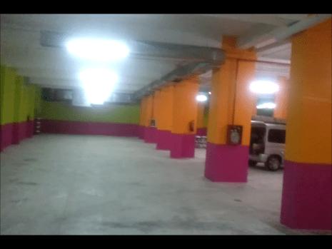 Pintado de Garaje en Madrid