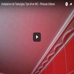 Icono Instalacion de Texturglas M en Wc
