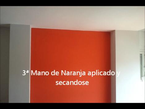 Plastico Color Gris Claro y Plastico Color Naranja - Pinturas Urbano