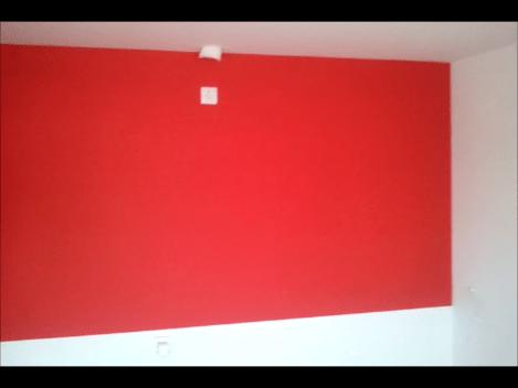 Esmalte Color Rojo 1