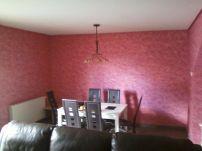 Salon Tierras Florentinas color Rosa 4