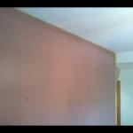 Esmalte al agua color Marron en Dormitorio de Coslada (2)