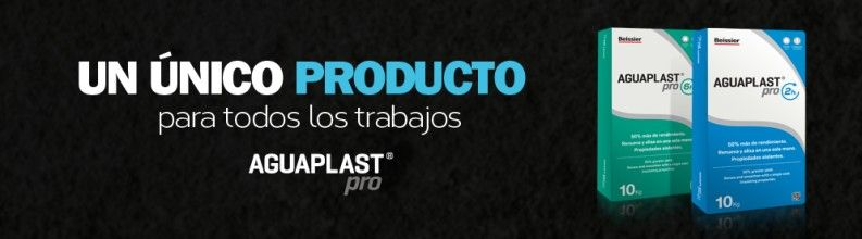 Aguaplast Pro NUEVO ESTILO
