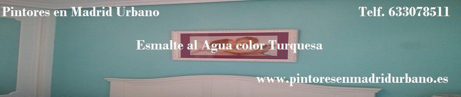 Banner Esmalte Color Turquesa