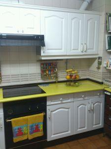 Lacado de Muebles de Cocina (1)