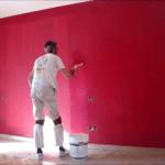 Esmalte al agua Color Granate en Humanes (7)