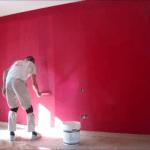 Esmalte al agua Color Granate en Humanes (8)