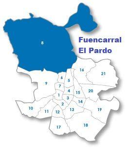 Distrito Fuencarral - Parlo - Las Tablas