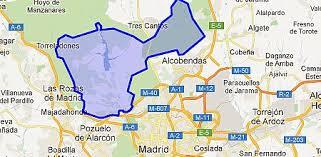 Pintores en Fuencarral - El Pardo - Las Tablas