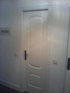 Lacado de Puertas en Blanco Satinado (10)