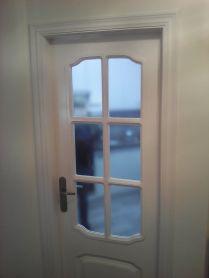 Lacado de Puertas en Blanco Satinado (7)