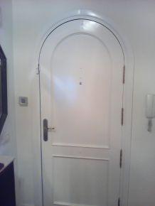 Lacado de Puertas en Blanco Satinado (8)