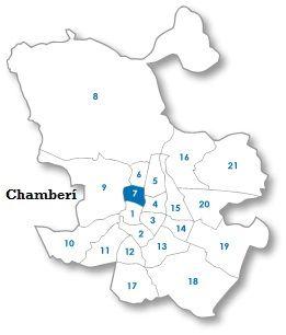 Presupuesto de pintores en Chamberi
