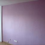 Aplicando Esmalte color Malva 7