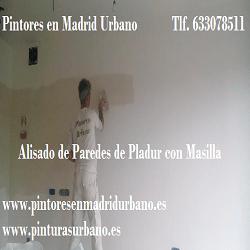 Icono Alisado de paredes de pladur