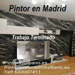 Pintores en Madrid - Urbano - Terminado