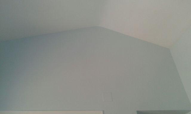Plastico Sideral S-500 Color Azul Grisacio en Habitacion (10)