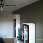 Esmalte Valacryl Gris Claro y Gris Oscuro Rojizo en piso de San Fernando de Henares 16