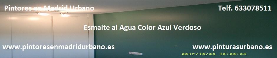 Banner Esmalte Valacryl Azul Verdoso
