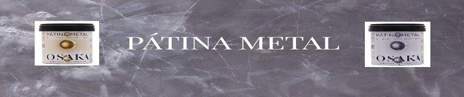 Patina Metal Plata - Patina Metal Oro