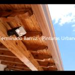 Barnizado de porches de Madera (3)