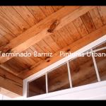 Barnizado de porches de Madera (4)