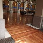Barnizado de Parquet en el Palacio de la Bolsa de Madrid (33)