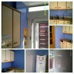 Esmalte Azulejos Bruguer Blanco Harina y Azul Pacifico (18)-COLLAGE