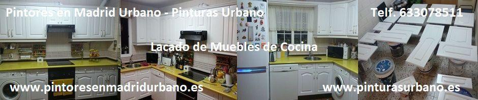 Banner Lacado de Muebles de Cocina
