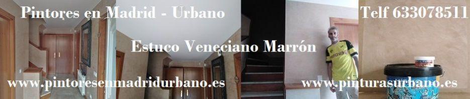 Banner Estuco Veneciano Marron Guadalix