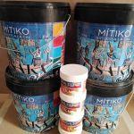 Estuco Mitiko con esencia 533 marrón