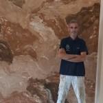 Estuco Marmol Piedra Marron 5 colores (6)